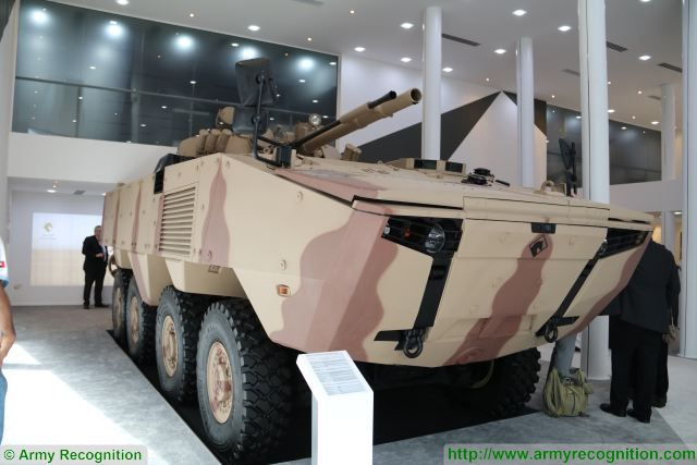 At the International Defense Exhibition IDEX, the Turkish Company Otokar has signed a foreign partnership with United Arab Emirates (UAE) to produce and sell 400 8x8 armored vehicles worth $661 million. The contract will be overtaken by the Al Jasoor Heavy Vehicles Industries, a joint company established by Otokar and Tawazun. At IDEX 2017, Tawazun has displayed the Rabdan, the new 8x8 armoured vehicle is based on the Turkish-made Otokar Arma wheeled vehicle.