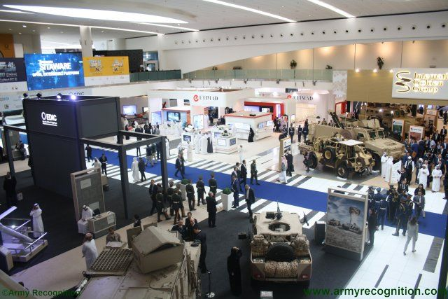 UAE Armed Forces sign 1 2bn in contracts with 21 companies on Day 1 of IDEX 2017 640 001