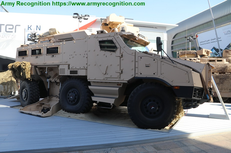 IDEX 2019 Nexter showcases its Findeagle