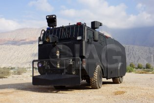 Armored Water Cannon Riot Control 4x4 technical data sheet specification description intelligence pictures video