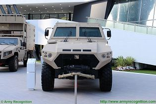 Hafeet Class APC 6x6 multipurpose tactical armoured vehicle technical data sheet specifications pictures video description information intelligence photos images identification United Arab Emirates NIMR Automotive army defence industry military technology