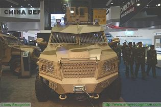 Titan-D Inkas 4x4 APC armored personnel carrier vehicle technical data sheet specifications pictures video description information intelligence photos images identification United Arab Emirates Automotive army defence industry military technology