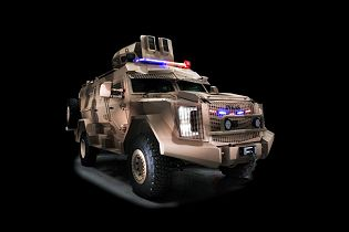 Titan-V Inkas 4x4 APC V-hull armored personnel carrier vehicle technical data sheet specifications pictures video description information intelligence photos images identification United Arab Emirates Automotive army defence industry military technology