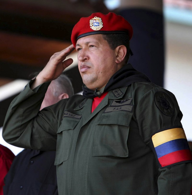 hugo chavez essay 2013-3-5  hugo chávez, rip: he empowered the poor and gutted venezuela moisés  venezuelan president hugo chavez looks on during a campaign rally in san.