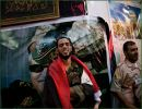 Libyan leader Colonel Muammar Gaddafi may still be in Tripoli as fierce fighting continues around his residence in the country's capital, media reports said on Monday, August 22, 2011. Six months after a ragtag group of poorly trained rebels set out to topple the Libyan regime, the fighters appeared Monday to be on the brink of ending Moammar Gadhafi's 42-year rule.