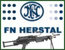 Belgium-based FN Herstal is pleased to announce that the FN MINIMI™ 5.56 has been selected as the new light machine gun for the Norwegian Armed Forces.