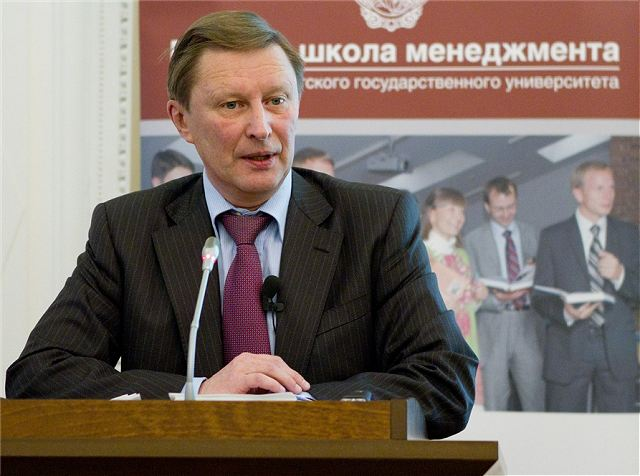 Over 1 trillion rubles ($30 billion) will be spent on the provision of arms and military equipment to the Russian Armed Forces next year, Deputy Prime Minister Sergei Ivanov said on Thursday, November 24, 2011.