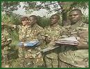 Four British army paratroopers have been training Sierra Leonean troops in mortar firing in preparation for an African Union mission in Somalia next year. The team of soldiers, from 2nd Battalion The Parachute Regiment, based in Colchester, flew out to West Africa to complete the live-fire tactical training of the Sierra Leonean troops.
