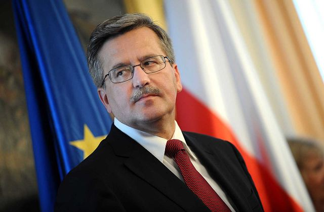 "The agreement with the US on the deployment of a missile defence system on its territory was ""a mistake"", Polish President Bronislaw Komorowski said. The agreement was ""a political mistake"" and it should not be repeated, RIA Novosti quoted Komorowski as saying."