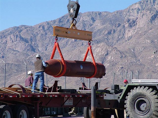 United States is stepping up efforts to make a bomb capable of destroying Iran's most heavily fortified underground facilities, the Wall Street Journal said on Saturday, January 28, 2012, referring to U.S. officials briefed on the plan.