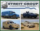 The world's largest manufacturing facility for armoured vehicles will be established in Ras Al Khaimah, it was announced, January 16, 2011. The new 28,000 square metre state-of-the-art manufacturing facility will be launched by armoured vehicle manufacturers Streit Group and will include the production from design to final product of four of Streit Group's armoured vehicles.