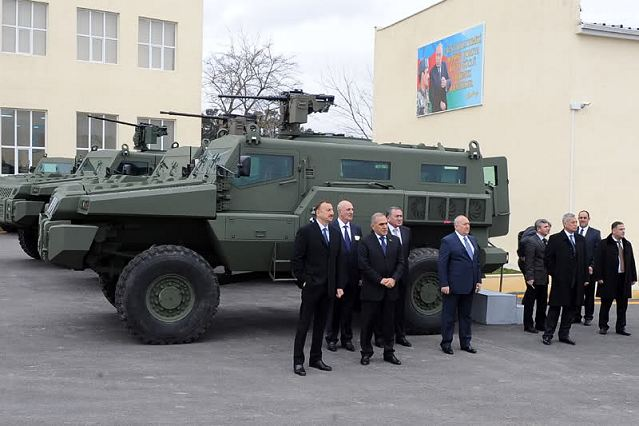 Azerbaijan plans to allocate AZN 1 528 582 000 ($1 947 238 000) for defense expenditures from the next year's budget. APA reports that it is up 8.6% compared to 2012. AZN 1 407 312 400 was allocated for defense expenses from the state budget in 2012.