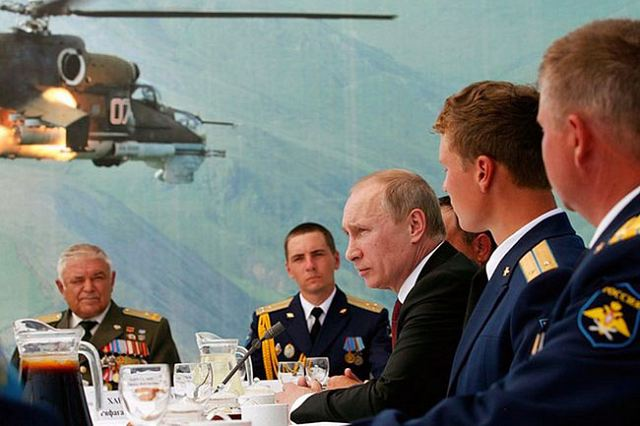 Russia would spend 7.7 trillion rubles (some 250 billion U.S. dollars) for national defense in the next three years, a high-ranking member of the State Duma said Wednesday, October 24, 2012. By 2020 some 645 billion dollars would be used to develop and procure modern weapons, said Vladimir Komoyedov, head of the Defense Committee of the State Duma.