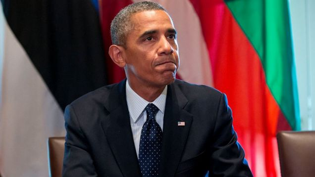 "President Barack Obama said Friday, August 31, 2013, the United States was considering ""limited, narrow"" military strikes on Syria but he set no timetable for action. Obama said he was considering a ""limited narrow act"" in response to the alleged use of chemical weapons in the Syrian conflict, in remarks made before a meeting with three Baltic leaders at the White House."