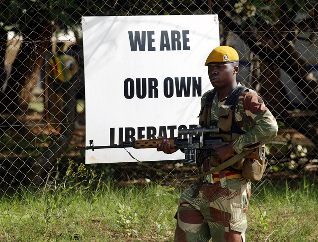 The government of Zimbabwe has bought new military equipment, raising fears of a looming clampdown, according to the Zimbabwe Independent newspaper. This latest equipment forms part of an assortment of military trucks, armoured vehicles and anti-riot gear, purchased over the past 18 months.