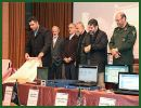 Iran unveiled 12 new home-made technological products in a ceremony attended by Iranian Defense Minister Brigadier General Hossein Dehqan and Head of Iran's Civil Defense Organization Brigadier General Gholam Reza Jalali in Tehran on Saturday, December 14, 2013.