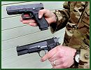 The British Ministry of Defence has signed a £9m contract to provide the British Armed Forces with more than 25,000 new Glock sidearms. The Glock 17 Gen 4 pistol is much lighter than the current Browning pistol, and more accurate. The Glock 17 also has an increased magazine capacity of 17 9mm rounds, compared to 13 rounds for the Browning.