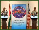 "The ""Eager Lion 2013"" military training drill kicked off on Sunday, June 9, 2013, with participants from military forces from 19 countries, Jordanian and US generals said. Speaking at a joint press conference in Amman on Sunday."