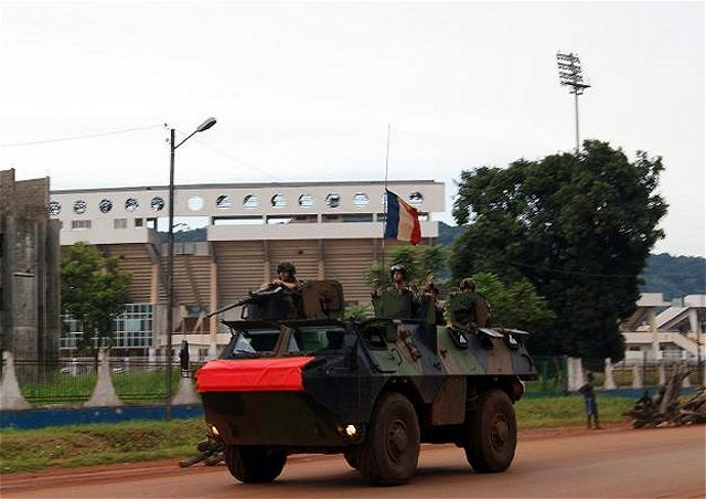 France will send around 1,000 more soldiers to the Central African Republic (C.A.R.) , French Defense Minister Jean-Yves Le Drian said Tuesday, November 26, 2013, in a radio interview.