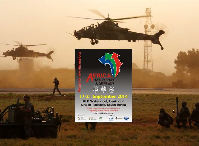 The Africa Aerospace & Defense Exhibition AAD 2014 will successfully launch its new website on 14 October 2013 presenting a renewed corporate image with the purpose to create a customer-centric experience and ensured that the navigation is customised and made easy for customers to find what they are looking for.