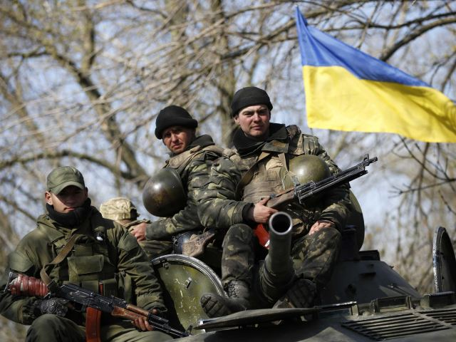 "The Ukrainian army is on high alert due to the ""threat of a Russian invasion,"" Ukraine's acting President Aleksandr Turchinov said after admitting that the government in Kiev cannot control the situation in the east of the country."