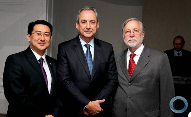 The Brazilian Association of Defence and Security Industries (ABIMDE) celebrated its first 29 years of existence this week. Therefore took place last Tuesday (August 5) a lecture on the current outlook for the defense industry presented by the directors of the organization, Marcílio Boavista, Claudio Fernando Moreira and Fernando Ikedo.