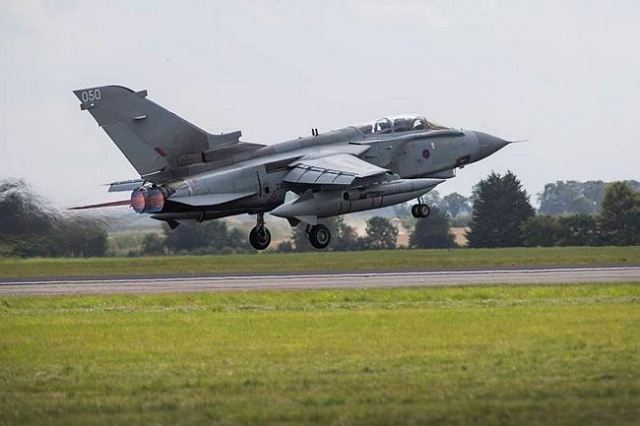 The British Royal Air Force will deploy Tornado GR4 fighter jets in support of the growing military air campaign over northern Iraq, British officials said Tuesday, August 12, 2014. Britain may soon send in its troops into Iraq to rescue refugees and to arm Kurdish fighters to combat the Islamic State militants, who have already been seeing military airstrikes from the United States.