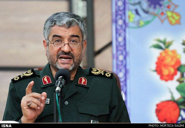 According a statement from FARS (Iranian news agency), Commander of the Islamic Revolution Guards Corps (IRGC) of Iran, Major General Mohammad Ali Jafari underlined his forces' readiness to support Palestinian resistance groups. In relevant remarks on Sunday, Head of the IRGC Public Relations Department General Ramezan Sharif described Iran's continued support and assistance to the Palestinian people.