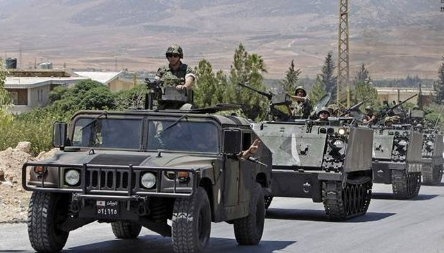 According to Al Jazeera, Saudi Arabia has given to Lebanon's military $1bn to help its fight against self-declared jihadist fighters on the Syrian border. The Saudi gift came as Lebanon army's chief urged France to speed up promised weapons supplies and amid reports that a group of Muslim religious leaders were trying to mediate an end to the fighting.