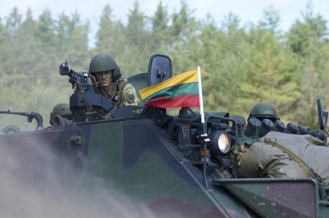Defence allocations to the Lithuanian Ministry of National Defence total EUR 425 m, or 1.11 pct of GDP, in the 2015 State and Municipal Budget of Lithuania approved by the Lithuanian Seimas, which is by 32 pct more funds for defence than in 2014. Moreover, the Defense Minister has also announced the enhancement its defence capacity and replenishment of ammunition reserve of the Lithuanian Armed Forces.