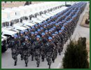 China's first infantry battalion to South Sudan is set for departure, marking the country's first infantry to participate in a United Nations peacekeeping mission. A rally was held Monday in the city of Laiyang in east China's Shandong Province. The dispatch was approved by the Central Military Commission and its chairman Xi Jinping.
