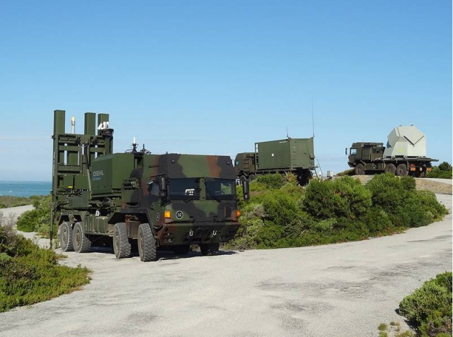 Diehl Defence successfully demonstrated its Ground Based Air Defence System IRIS-T SLM in the presence of international experts and military representatives from 16 nations at the Overberg Test Range in South Africa on January 14, 2014.