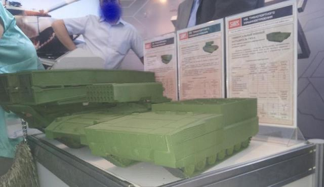 "Russian armoured vehicles will be equipped with radars of the same technology used on the the fifth-generation fighter aircraft T-50. According to the documents of the Ministry of Industry and Trade of the Russian Federation, new combat vehicles based on the unified track platform ""Armata"" should be fitted with such devices by 2015."