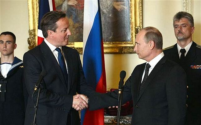 "According to the British Newspaper ""The Telegraph"", of Sunday, 26 January, 2014, United Kingdom could buy weapons for the first time from Russia under a landmark defence treaty. Defence chiefs are preparing to sign a deal that would see British defence companies working jointly on projects with the Russian arms industry."