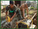 The Army of Philippines is planning to acquire around $12 million worth of equipment to boost its disaster response capabilities. Army spokesman Capt. Anthony Bacus said the procurement of engineering and disaster response equipment would start this year.