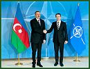 NATO Secretary General Anders Fogh Rasmussen told the President of Azerbaijan Ilham Aliyev on Wednesday (15 January 2014) that the Alliance looked forward to strengthen its cooperation with his country and thanked him for his nation's support to NATO operations.