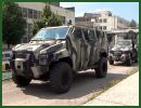 The Ukrainian Defense Company AutoKrAZ, July 22, 2014, has presented Spartan and Cougar 4x4 armoured vehicles produced locally in partnership with Streit Group, a world leader in the development and manufacturing of security and military vehicles with headquarter based in United Arab Emirates.