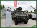 OTO Melara secured a contract worth about 20 million Euro with the Italian for 81 Hitrole® Light turrets that will be installed on Italian Army Lince light multirole vehicles. The turret is a derivative of the Hitrole® B and is much lighter and easy to install.