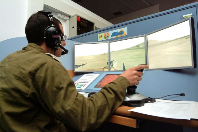 According to Israel Defence, the 4th generation of the Tactical Battle Group Trainer (TBT) has been delivered with the latest technological and operational developments, allowing land force commanders and their staff to test and improve their operational readiness, both effectively and efficiently.