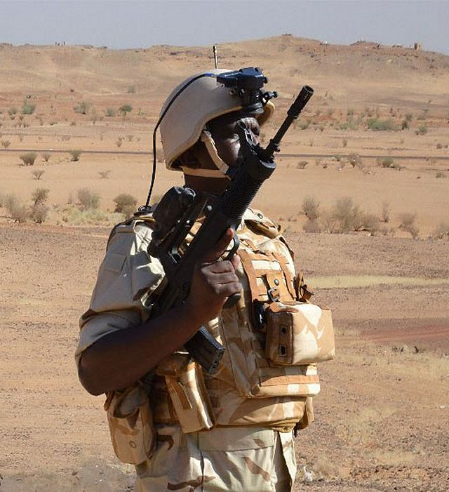 The Sudanese army has selected the Chinese-made QBZ-97 bullpup 5.56mm assault rifle for their Future Soldier System. Currently, Sudanese armed forces uses many Chinese weapon and combat vehicles as the Type 96 main battle tank, HJ-8 anti-tank missile, Type 56 and Type 81 rifles, CQ rifle, QJZ-89 50-cal heavy machine gun, M99 50-cal sniper rifle and the QLZ-87 automatic grenade launcher.