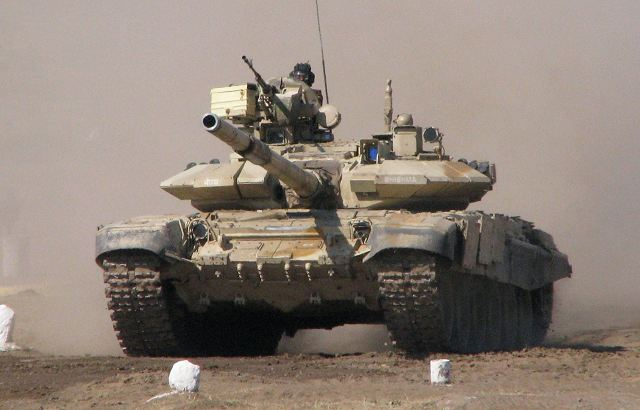 Russia awarded contract to provide 16000 T90 ammunition to Indian Armed Forces 640 002