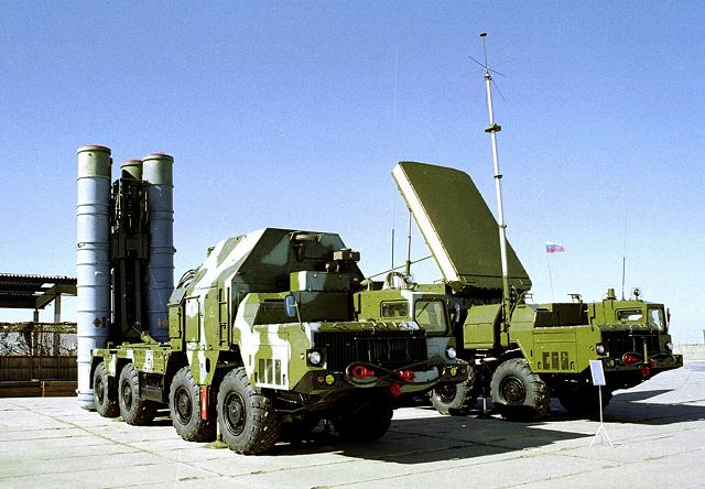 Russia will deliver four S-300 surface-to-air defense missile systems to Belarus by the end of this year, Russian Defense Minister Sergei Shoigu said Wednesday, October 29, 2014. In July 2014, Russia's Defense Ministry has signed a contract for giving S-300 surface-to-air missile systems to Belarus.