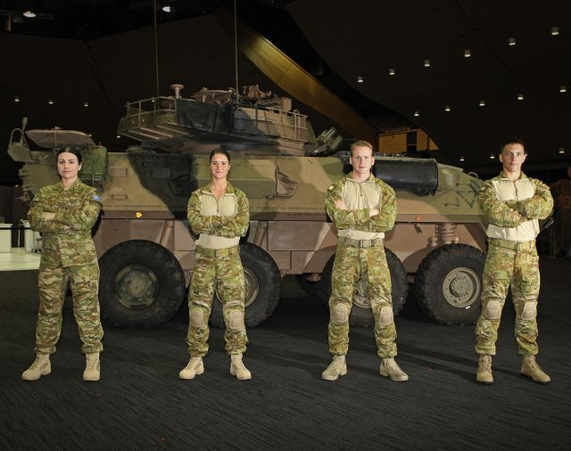 After 13 years of continuous operations and observations of Army uniforms in harsh environments, as well as from a continuous cycle of developing and testing equipment in the field; Defence has developed the next generation of Australian Army uniforms for use domestically and overseas, the AMCU (Australian Multicam Camouflage Uniform)