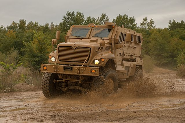 The US State Department has approved on Friday, September 19, a possible Foreign Military Sale to the Government of Pakistan for 160 Mine Resistant Ambush Protected (MRAP) vehicles, spair and repair parts, and training, etc., for an estimated cost of $198 million. The principal contractor will be Navistar Defense Corporation in Madison Heights, Michigan.