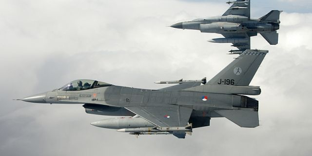 The Dutch government has decided to send six F-16 fighter jets to Iraq to help the US-led international coalition in the fight against the Islamic State (IS) jihadist group, Deputy Prime Minister Lodewijk Asscher said Wednesday, September 24.
