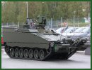 BAE Systems recently delivered the first CV90 STING vehicle to the Norwegians at the company's Örnsköldsvik facility in Sweden. The delivery of the STING, an engineering variant of the CV90 vehicles, is the latest milestone for the program.