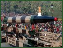 India today successfully test-fired its indigenously built nuclear capable Agni-I missile, which has a strike range of 700 km, from a test range off Odisha coast as part of a user trial by the Army. The surface-to-surface, single-stage missile, powered by solid propellants, was test-fired from a mobile launcher at about 11.11 hrs from launch pad-4 of the Integrated Test Range (ITR) at Wheeler Island.