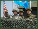 South Korea and the United States have agreed to establish a combined army division in early 2015, which will be headed by a U.S. major general-level officer, Seoul' s defense ministry said Thursday. The combined division will be composed of the U.S. 2nd Infantry Division in Uijeongbu, north of the capital Seoul, and a South Korean brigade-level unit, according to the ministr
