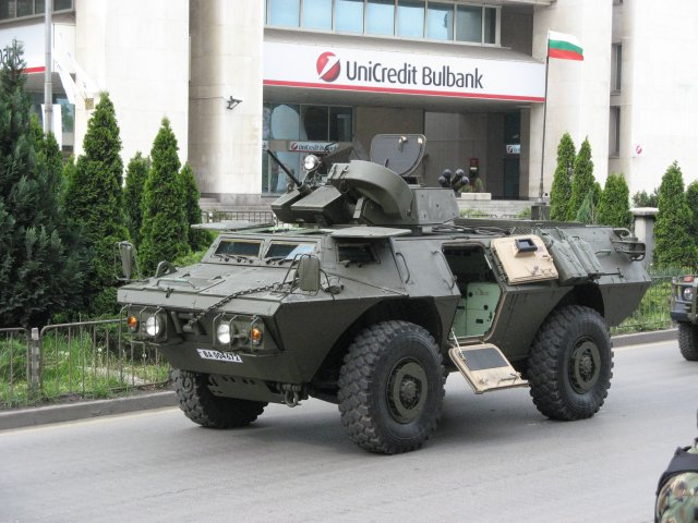 Bulgaria could jointly produce armored personnel carriers with US