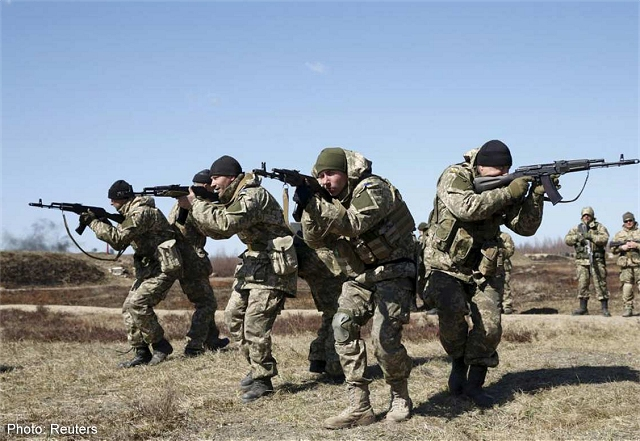 Canada ready to send soldiers in Ukraine to train Ukrainian soldiers in collaboration with US troops 640 001